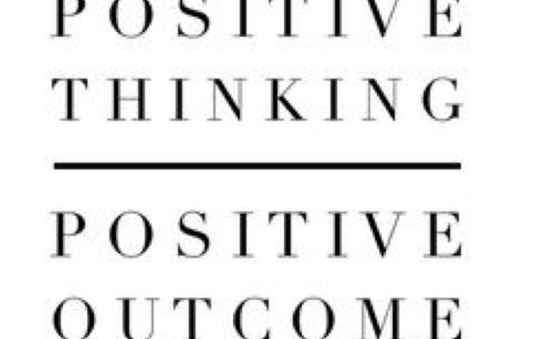 GLAMTASTIC Power of Thinking Positive